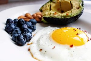 Healthy meals after fasting