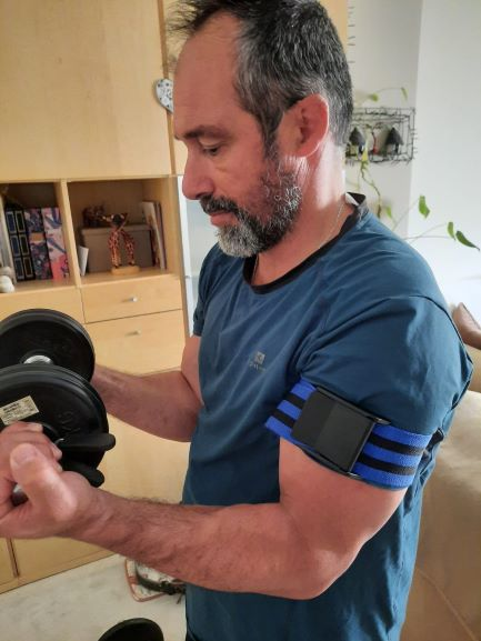 BFR training at home