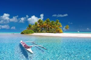 Living in the south pacific