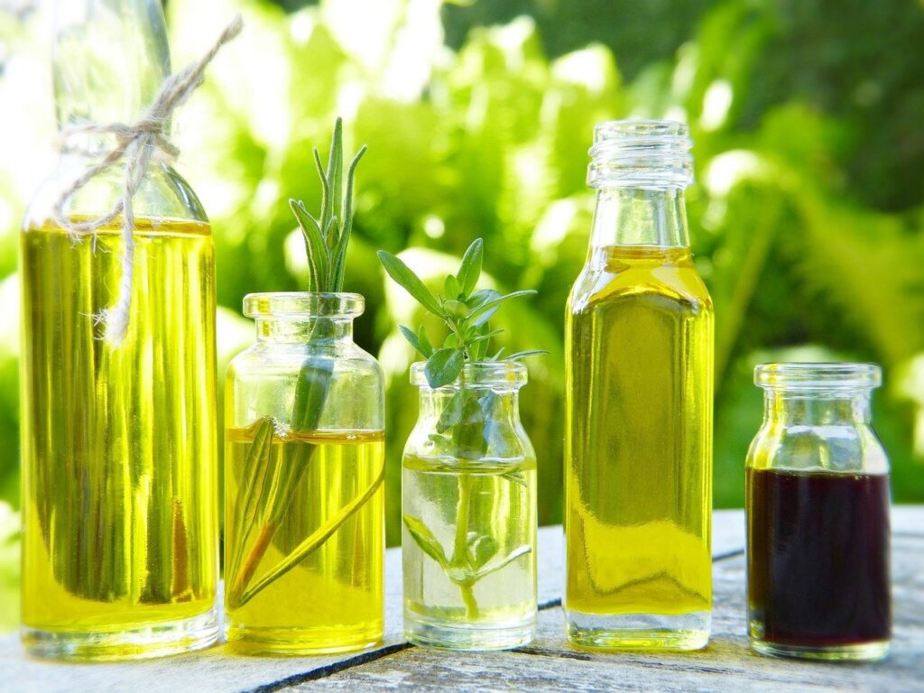 fatty acids olive oil